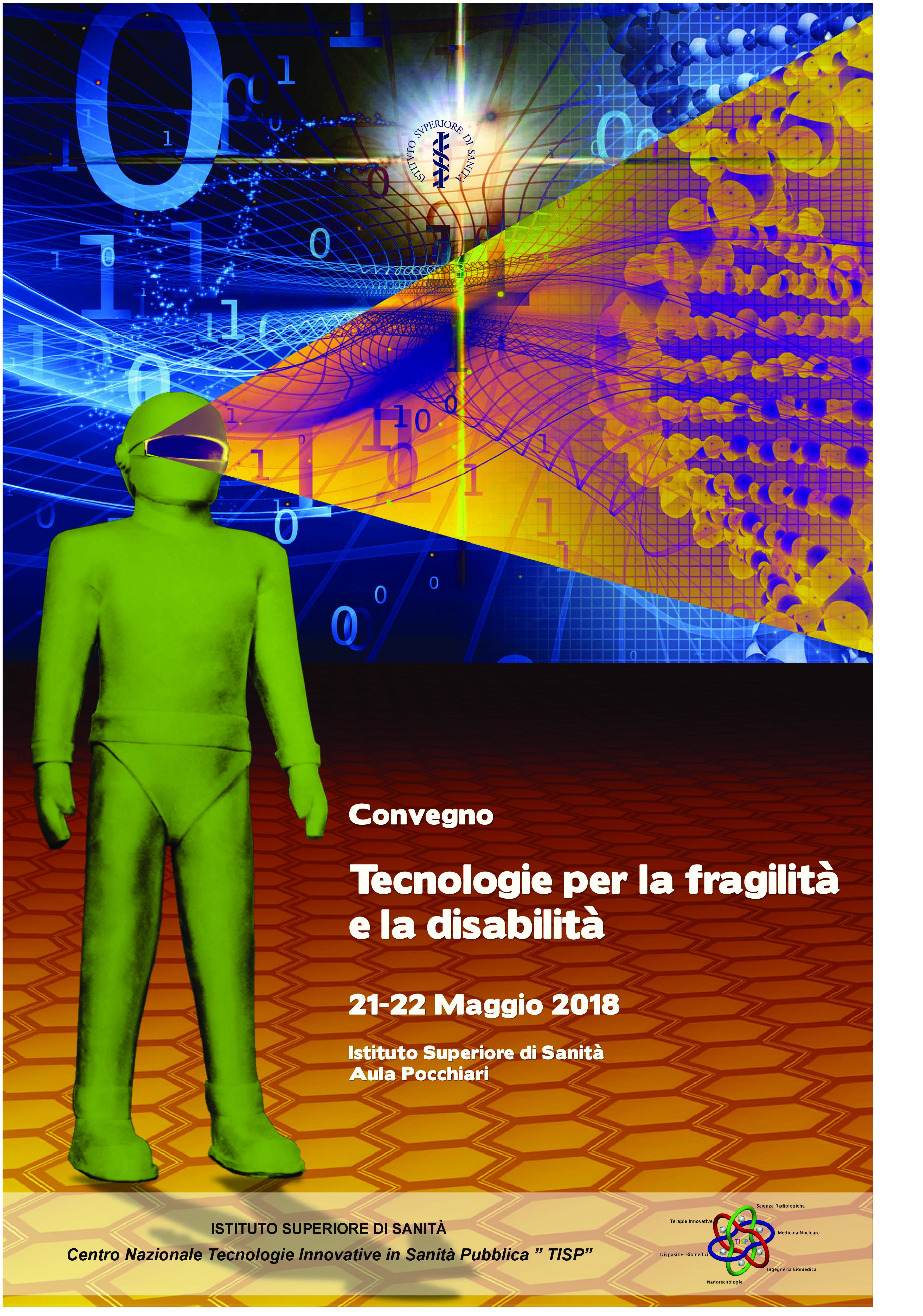 Convegno  – Tecnologie per la fragilità e la disabilità