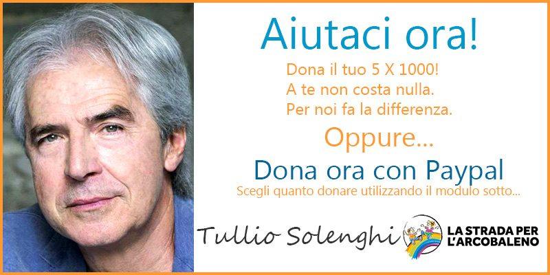Tullio_Solenghi_testimonial_la_strada_dell'arcobaleno_2019